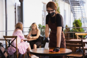 Medidas de seguridad e higiente en multiespacios gastronómicos
